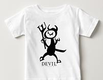 Type Is Art: Children's apparel