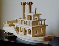 Various Wood works