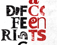 Differing Accents - Conference on Typography