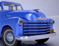 PickUp Chevrolet 1951