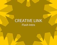 Creative Link - Flash Intro