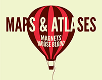 OTR & No Wave present Maps & Atlases