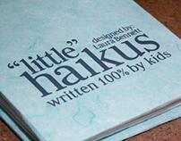 """""""Little Haikus"""" Book"""