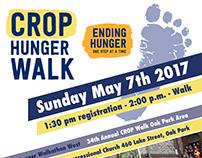 Crop Walk Poster
