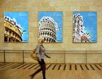 Alitalia Ad Campaign