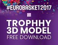 ELEMENT3D EUROBASKET TROPHY