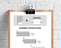 Infographics | POS Assembly Instructions