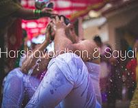 Harshavardhan & Sayali