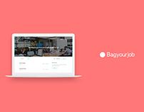 Bagyourjob.com: Product Explanation Video