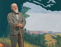 Samuel P. Taylor for Marin Magazine