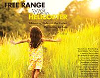 Free Range Parenting article