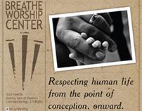 Breathe Worship Center - Life Network program insert