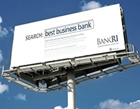 Bank branding/marketing