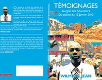 TÉNOIGNAGES -Illustration & Graphic Design
