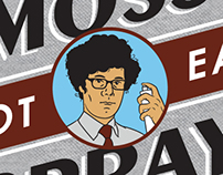 Moss' Hot Ear Spray