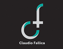 Claudio Fallica | Logo and Corporate Identity (Restyle)