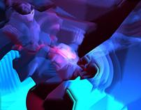 Fluid fractals