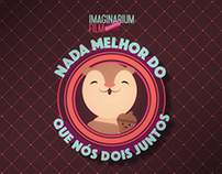 Dia dos Namorados Imaginarium - Teaser 2015