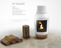 Prospective pellet stove for Franco Belge