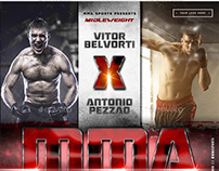 Facebook Banners | MMA Fighting