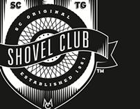 Shovel Club / James Lahey Crest
