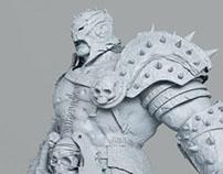 3D Print Render Tests