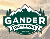 Gander Mountain Rebrand