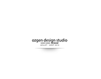 Intership in Ozgen Design Studio