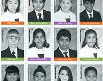 Racial Diversity Stamps