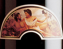 Britton Design Wine Packaging--Viansa Winery 1990-1998