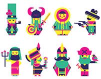 World Cultural Clothes