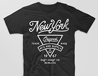 T-shirt Prints - Vol. 1