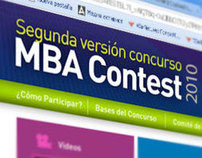 MBAcontest WEBPAGE