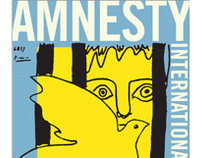 Amnesty Picasso Poster