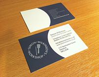 Simon Wilkinson branding & web design