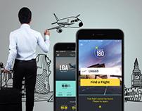 Flight App 180