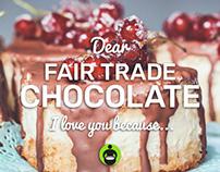 Dear Fair Trade Chocolate
