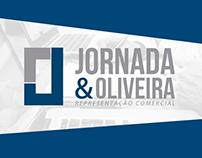 Proposta de Logo - Jornada e Oliveira