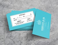 Sniffany & Company Business Cards