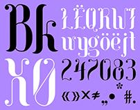 DropSerif Font (FREE)