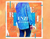 """Enzu """"Travels EP"""""""