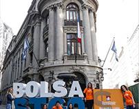 BOLSA DE SANTIAGO - DÍA DEL PATRIMONIO