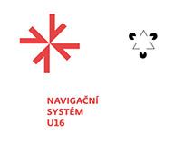 wayfinding system U16