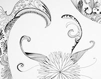 Flower grafism