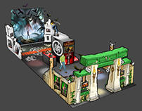 Booth Design: Funcom