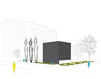 Informatorium/City Info-Box sketches&graphics