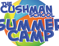 The Cushman School Summer Camp Branding