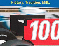 Indy500 program ad