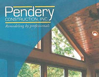 Pendery Construction Ad Series