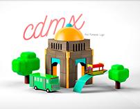 Mini Ciudad 3d